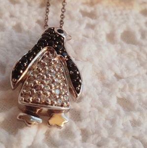 Jewelry - Penguin Pendent Necklace